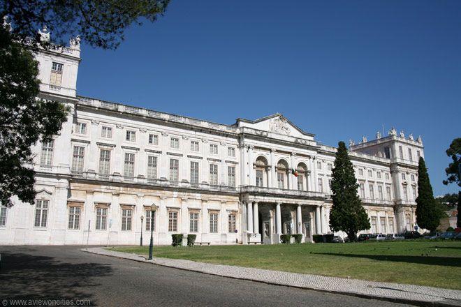Palácio da Ajuda, Lisboa
