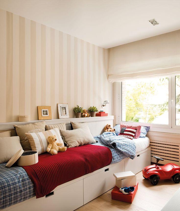 Una casa tranquila en medio de la ciudad · ElMueble.com · Casas: