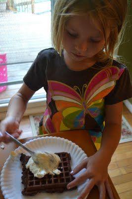 Come Together Kids: Cake & Ice Cream Sandwiches