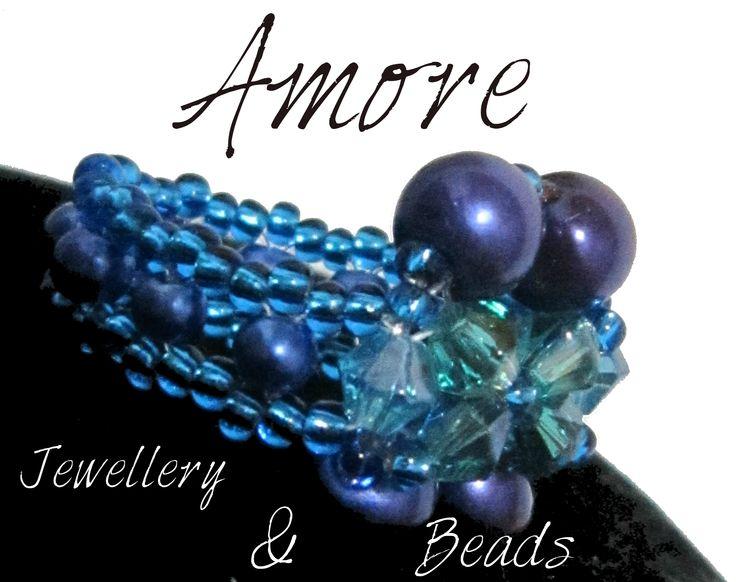 Anillo Mariposa De nuestra colección de anillos http://amorepedreria-accesorios.blogspot.com.co/