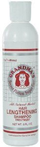Grandma's Secret Potion Hair Lengthening Shampoo by CPC. $9.99. Stops breakage and controls loss of hair. Aids in hair growth and eliminates dandruff and itching scalp. Restores body, softness, fullness and moisture to dull, dry, brittle hair of all textures. Leaves hair silky clean. 100% natural emolients. Grandma's Secret Potion® hair care products are specially formulated for men, women, and children, with hair breakage, split ends, thinning, chemical and/...