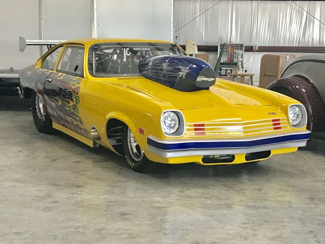 Cars On Line Com >> 1974 Chevy Vega Race Car Cars On Line Com Classic Cars