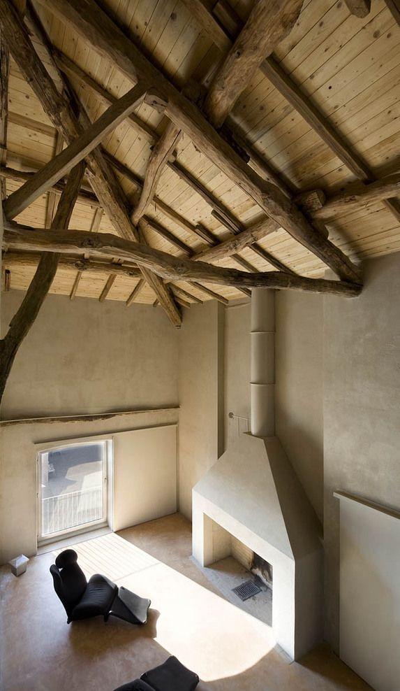 Gavi Ligure (AL), Italia Recupero di Cascina un edificio rurale del XVIII secolo Sp10