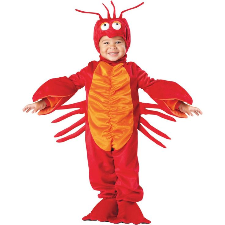 Lil Lobster Halloween Costume for Toddler