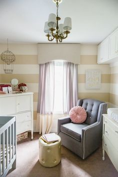 Design your nursery for all your senses.