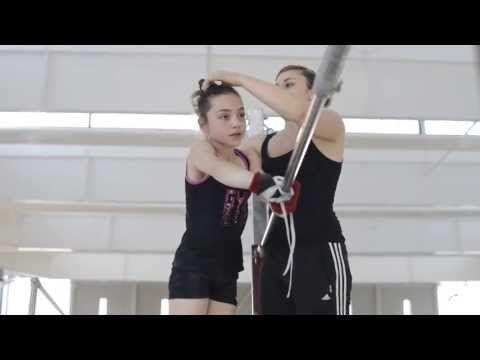 Reportage sur la gymnastique artistique féminine en vidéo Vidéo du 07/06