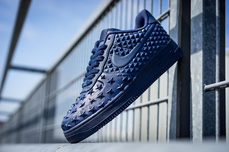 nike air force 1 low vt midnight navy