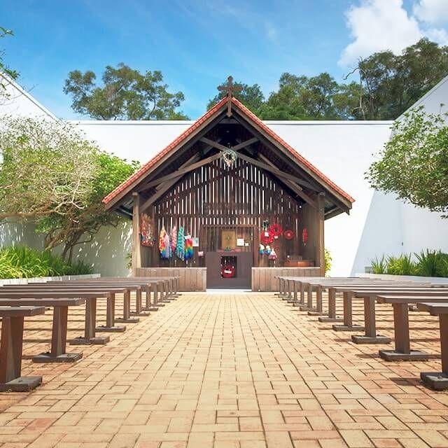Changi Museum & Chapel, Singapore