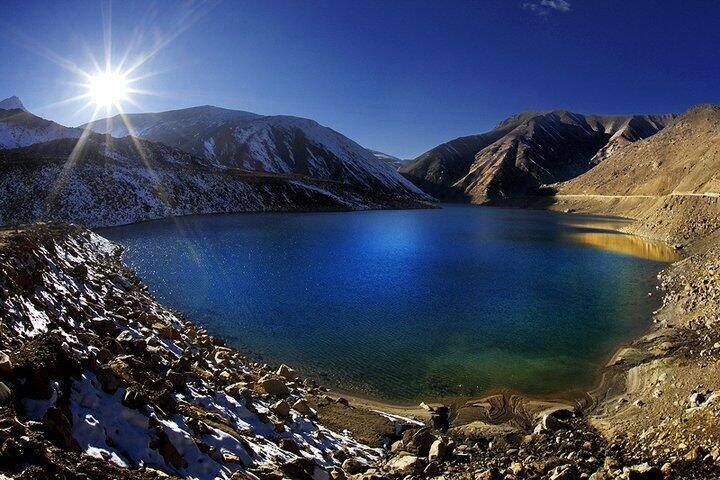 Amazing #Pakistan. Lulusar lake.