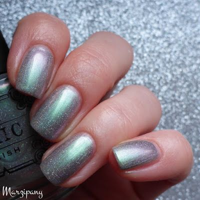 tonic polish greenglow