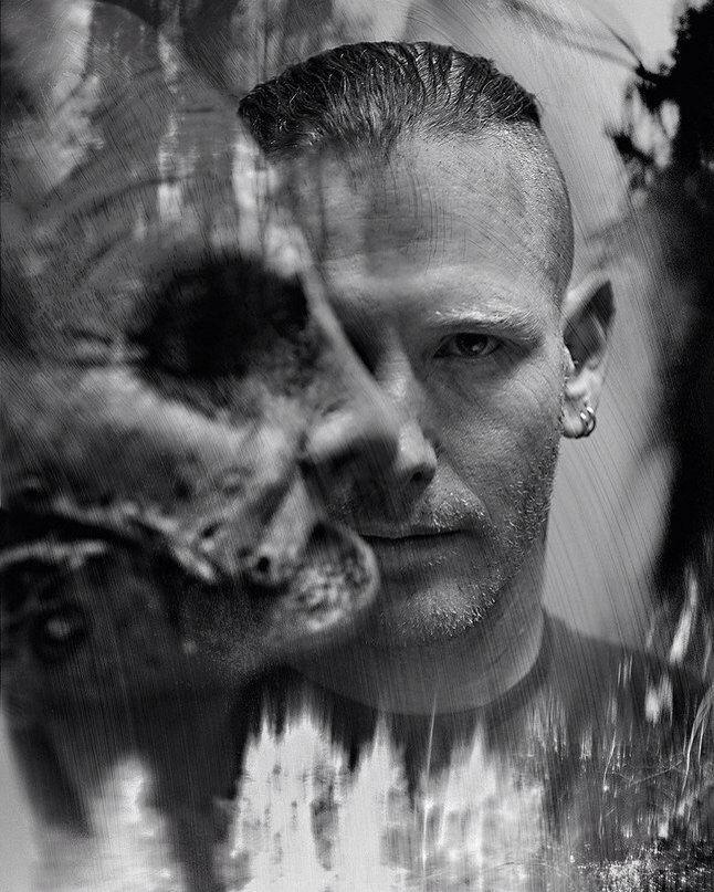 Corey Taylor; #Slipknot