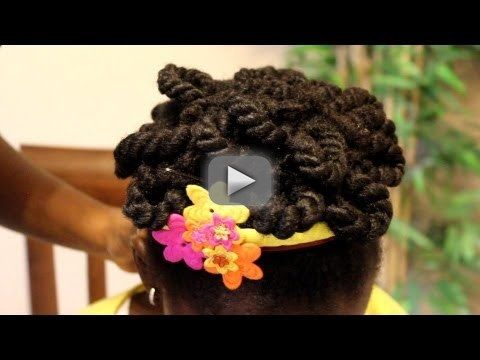 65 * Natural Kids Hairstyles : Twisted Puff Tutorial - Please Subscribe, Like, and Rate ****** This is a Requested video for the Twist Puff Style:   http://diycraftstutorials.blogspot.com