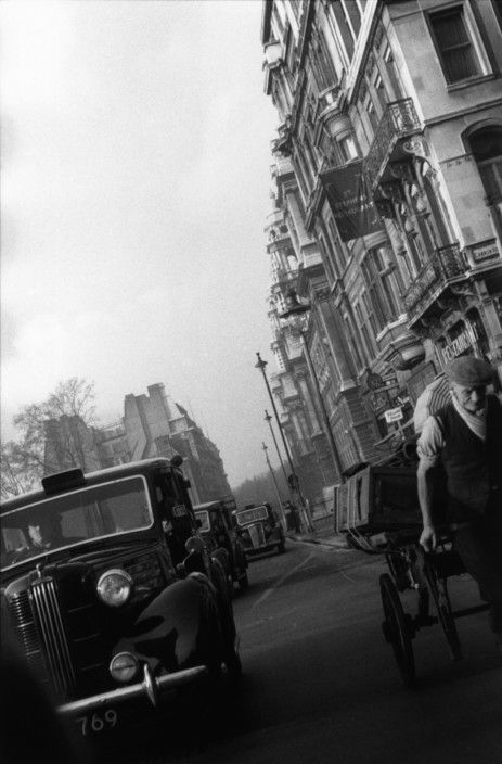Sergio Larrain. London. 1959.
