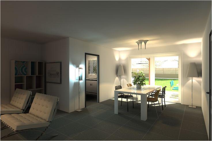 Décoration intérieure maison neuve aube
