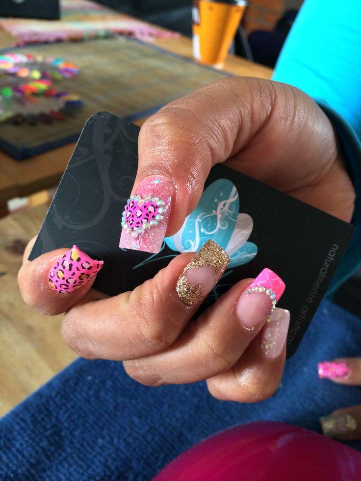 Mejores 210 imágenes de Nails en Pinterest   La uña, Decoración de ...