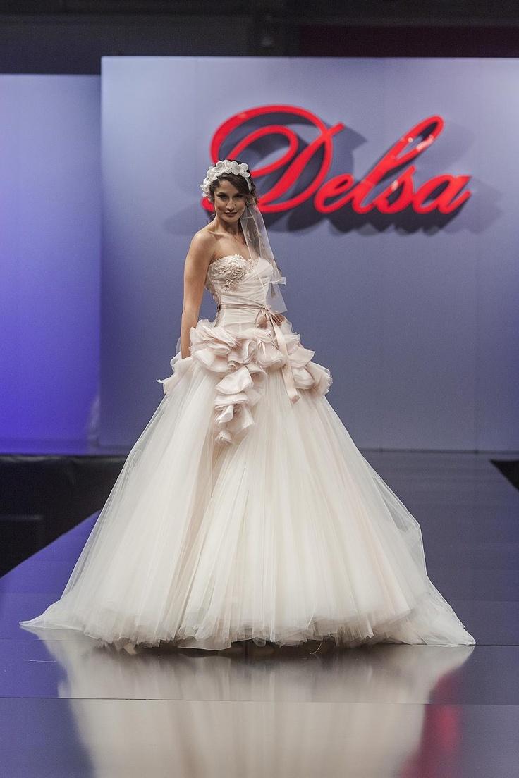 Delsa Couture collection - D6538