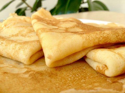 Обалденные Домашние Блины (Блинчики) - Вкусно и Быстро | Tasty Crepes Recipe,  ENGLISH SUBTITLES - YouTube