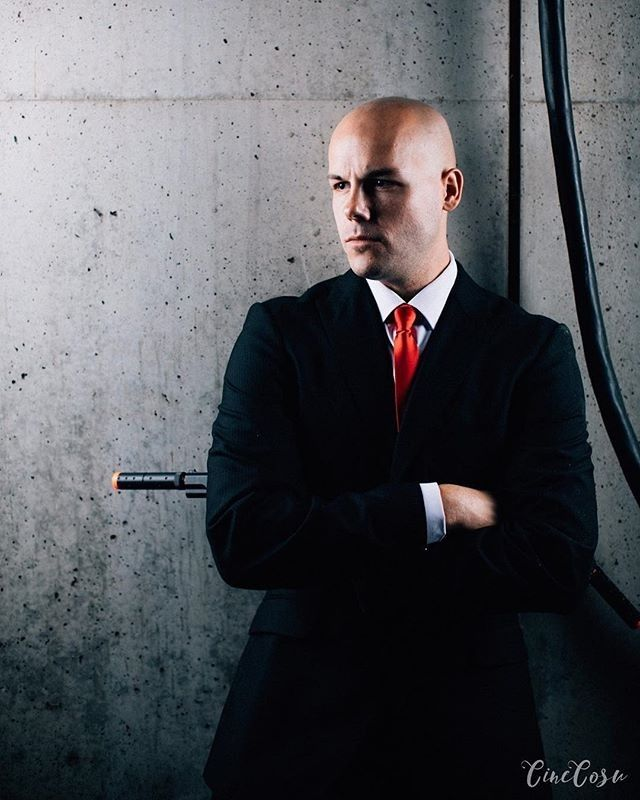 Hitman Agent 47 Cosplay Cosplay Officialskyg Photo By