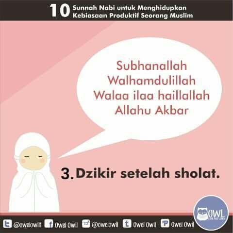 10 sunnah nabi