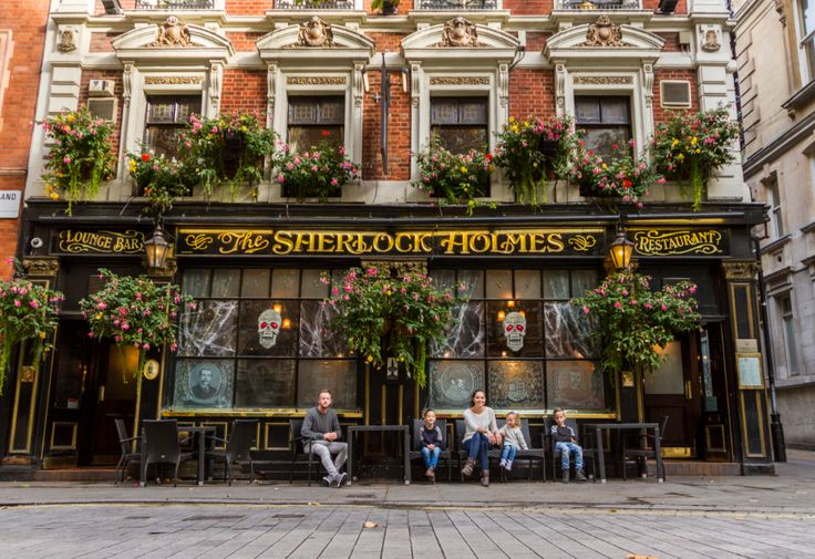 Londres. L'un des endroits les plus époustouflants de Grande-Bretagne. #OMGB