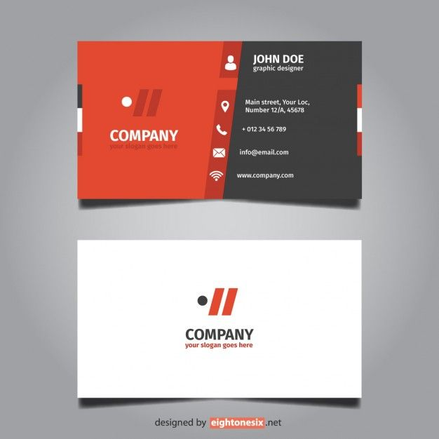 i am designer: 15 шаблонов визиток