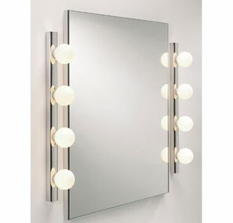 Vanity Mirror Light Combo : 25+ best ideas about Hollywood mirror lights on Pinterest Hollywood mirror, Mirror vanity and ...