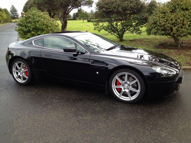 Aston Martin Vantage V8 4.3