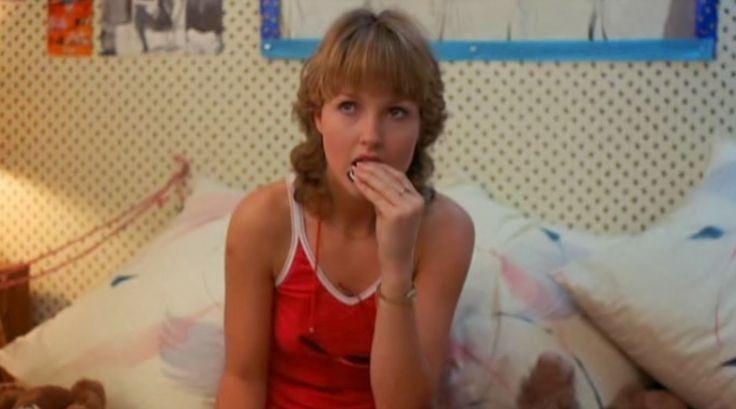 Deborah Foreman in Valley Girl, 1983.