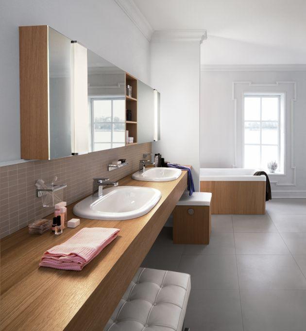 Contemporary Bathroom Inspiration from Laufen » CONTEMPORIST