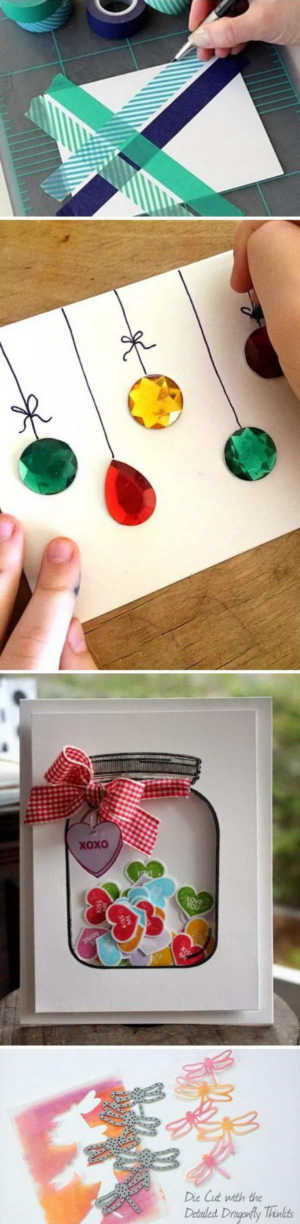 Handmade Card Ideas and Tutorials