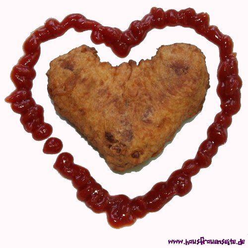 Herzwürstchen