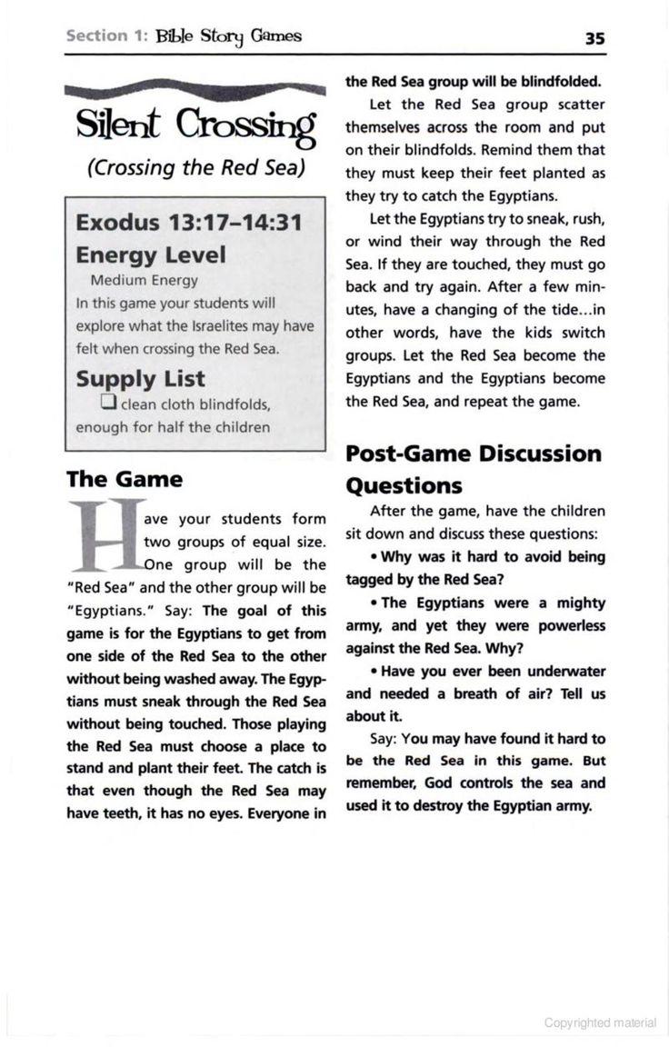 14 best exodus workshop rotation method sunday ideas