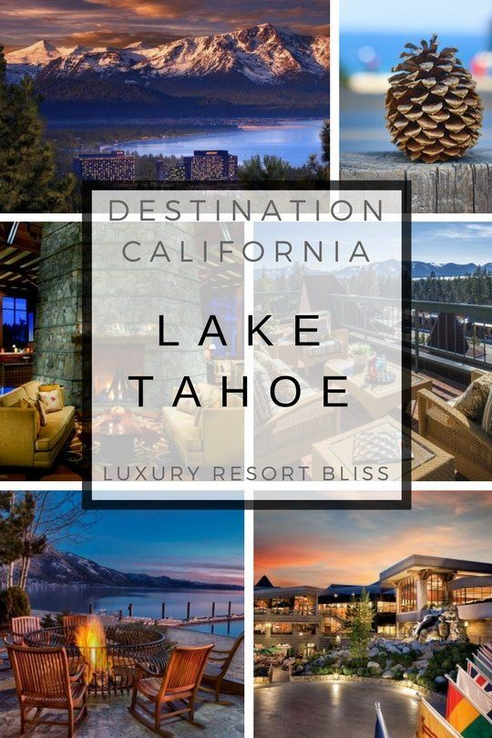 The Best Lake Tahoe Resorts, Lodgings, and Hotels