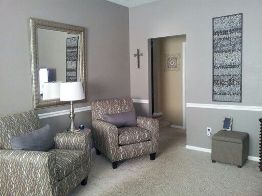 Behr S Fashion Gray Paint Home Decor Pinterest