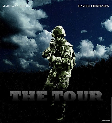 Concept poster for The Tour