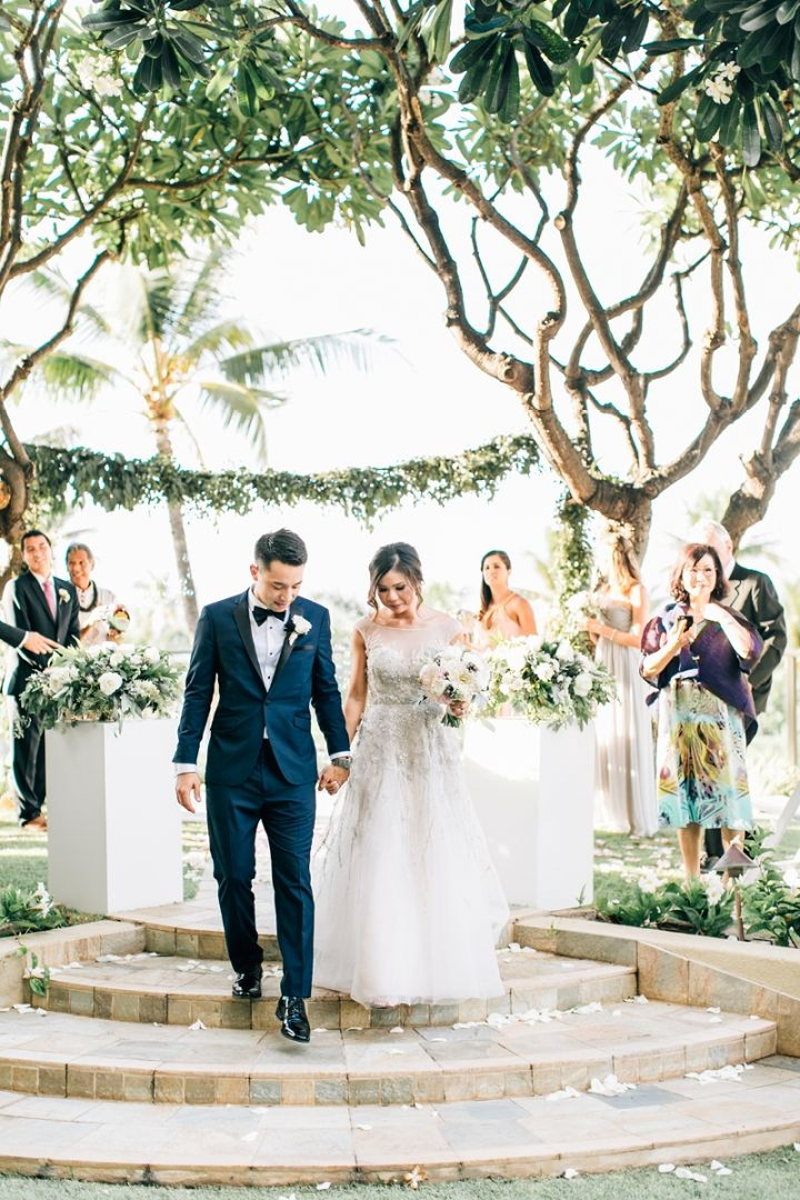 Four Seasons Maui Resort Wedding