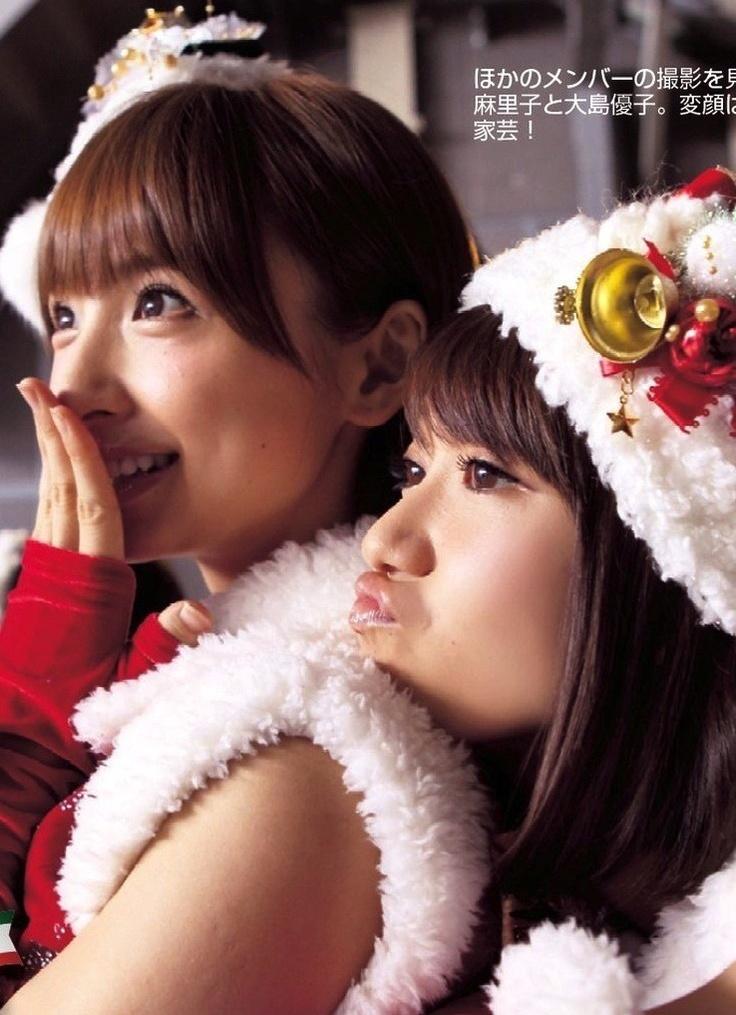 【AKB48G】メンバー同士がいちゃついてる画像ください - AKB48まとめんばー #AKB48