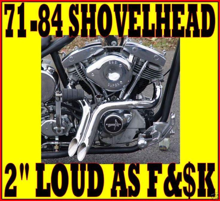 Santee 2 U0026quot  Laf L A F Chrome Y Drag Pipes Exhaust 1971