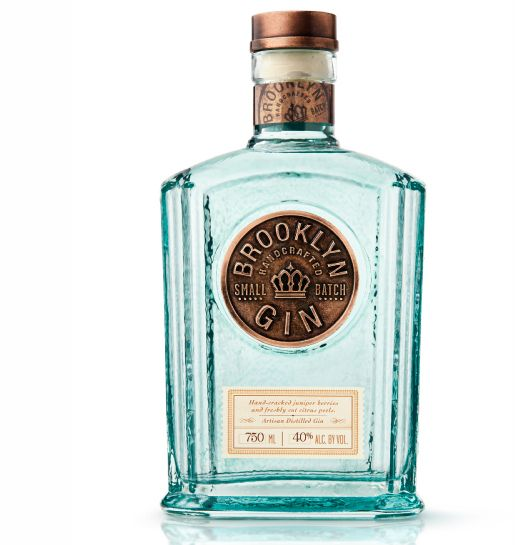 Brooklyn Gin, designed by Spring Design Partners, Inc.