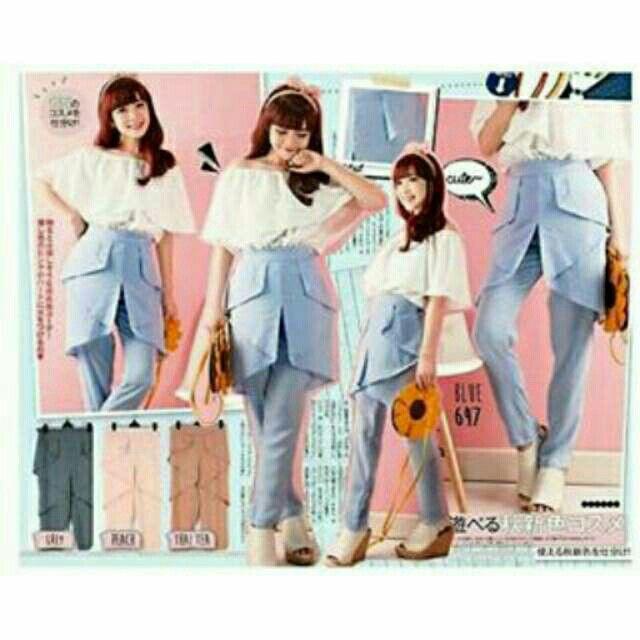 Saya menjual Rara Pants seharga Rp149.000. Dapatkan produk ini hanya di Shopee! https://shopee.co.id/deventostore/6568757 #ShopeeID