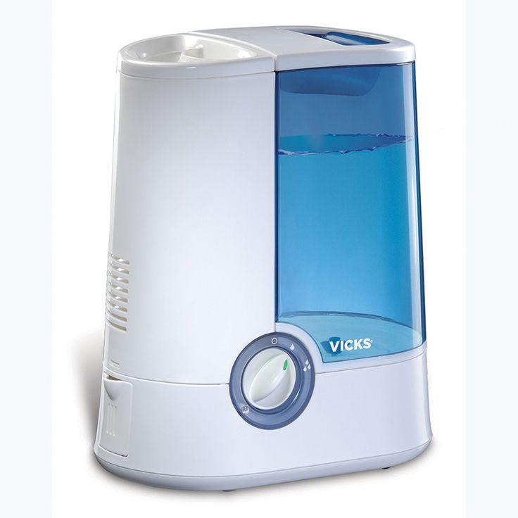Vicks 1-Gallon Tabletop Warm Mist Humidifier