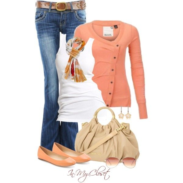 """Casual - #56"" by in-my-closet on Polyvore"