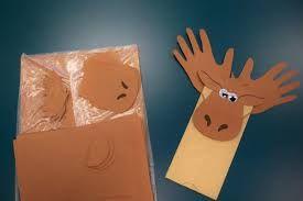 Image result for moose crafts for kids