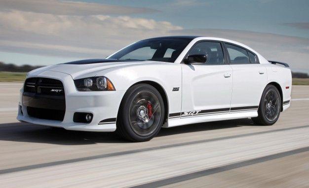 #SRT Unveils 2013 #Dodge #Charger #SRT8 392 Appearance Package, Chrysler 300 SRT Concept
