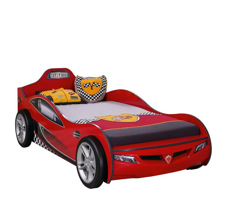 Cars Bett 90x200: Die Besten 25+ Kinderbett Auto Ideen Auf Pinterest