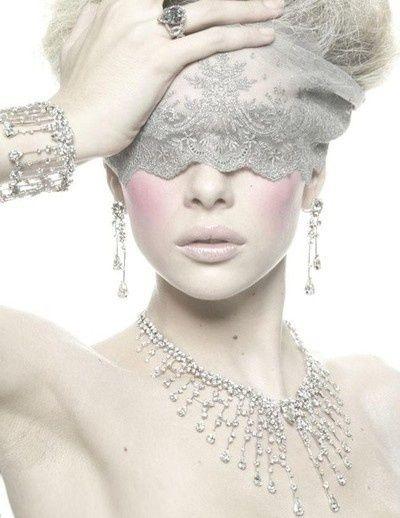 .. Express your inner Marie Antoinette.