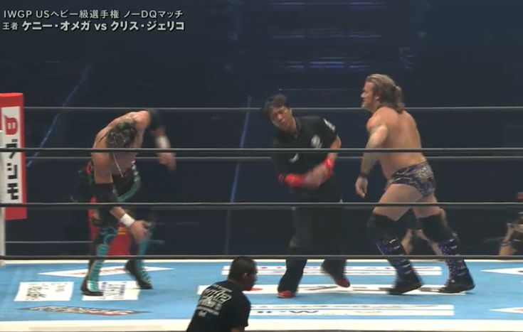 Wrestle Kingdom 12 results: Kenny Omega vs. Chris Jericho for the IWGP U.S. Championship