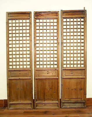 Top 25 ideas about antique chinese screen door wall hanging room divider on pinterest the - Screens for doors that hang ...