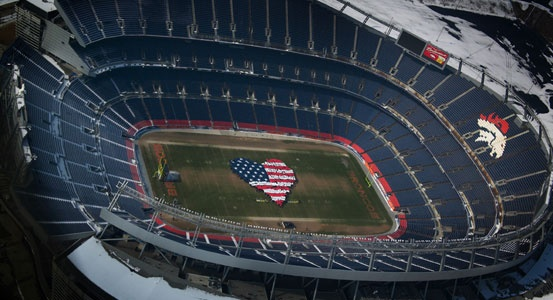 VISIT DENVER | Sports Authority Field at Mile High