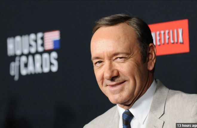 Netflix Announces End of House of Cards After Kevin Spaceys Sexual Allegation